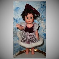 1950's The Nicest  RUTHIE Doll with Gorgeous Face Colors