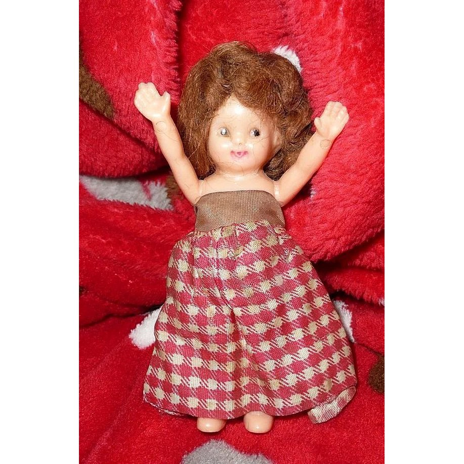 Vintage Hard Plastic 'IRWIN' Doll Made in USA : Cixi's ...
