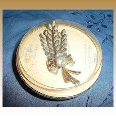 1960 Sarah Coventry Pin 'Harvest Times' NIB #6782