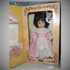 1984 'Estelle' Ideal Victorian Ladies Dolls *NIB