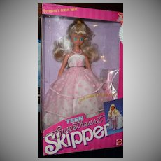 1987 Mattel Teen Sweetheart Skipper *NIB