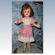 "1950 Horsman 18"" Blond Doll"