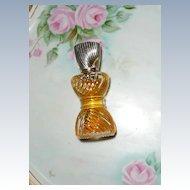 Small  Sweet Honesty AVON Perfume Bottle