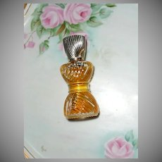 Small  Sweet Honesty AVON Perfume Bottle
