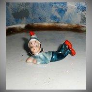 Vintage Mini Pixie Elf