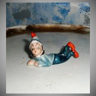Vintage Mini Pixie Elf