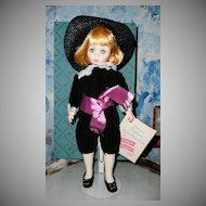 Madame Alexander Doll Lord Fauntleroy #1390 *NRFB