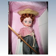 "Madame Alexander 8""  Doll Huckleberry Finn ""Huck"" *NIB"