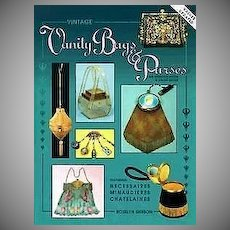 Roselyn Gerson. Vintage Vanity Bags & Purses: An Identification & Value Guide