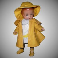 "Effanbee 12"" Musical Patsy Doll 'Singing in the Rain'"