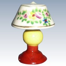 Doll House Vintage Table Lamp