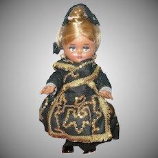PIRULA Munecas de Alba Linda Dolls 1950-1960 The Rich Widow