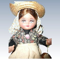 PIRULA Munecas de Alba Linda Dolls 1950-1960  #0157  AVILA
