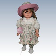 Early 1990's GOTZ German Play Doll *Retired & Discontinued