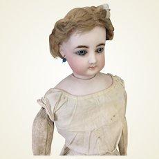 Original French fashion doll wig for size 4 doll