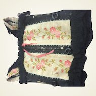Charming corset for small bebe
