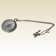 Rare miniature compass for your doll