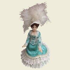 Tiny fashion doll