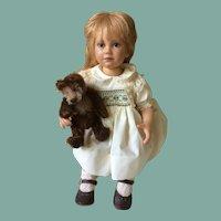 Emily, artist proof Ann Timmerman doll