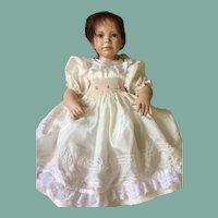 Chloe, limited edition doll by Ann Timmerman
