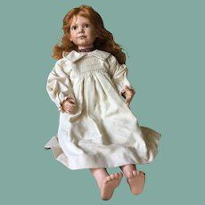Andrea, limited (1 of 4) edition doll by Ann Timmerman