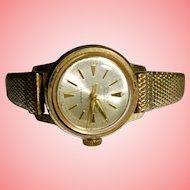 "1950s Rare Gruen ""RA SWISS RA"" Precision 17 Jewels Manual Wind Wrist Watch"