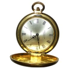 France 17 Jewels Majestime Vintage Pocket Watch Fancy Dials Ladies Mens