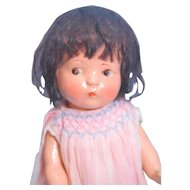 """Elite Composition Girl Doll 12"""" Patsy Type"""