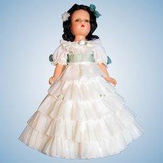 "Scarlett Composition Doll 18"" Madame Alexander"