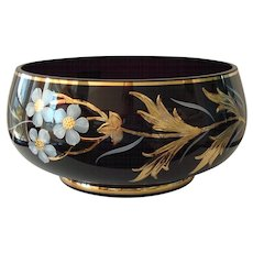 Bohemian Decorative Console Bowl