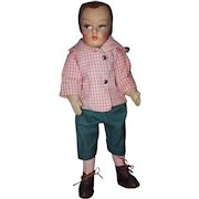 Rare doll Lenci?