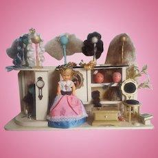 Dollhouse Shop Wigs Store