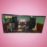 SALE!! German Kitchen Dining Room 1930's