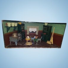 SALE!! German Kitchen Dining Room 1930's