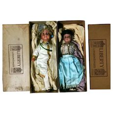 Museum piece Couple Armand Marseille Dolls Very Rare