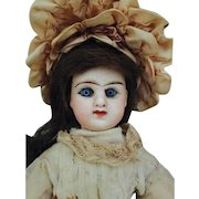 Early Rare Small Etienne Denamur Doll