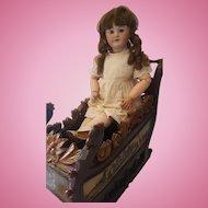 """25"""" SFBJ 301 Doll"""