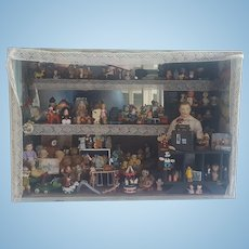 Doll House Diorama Toy Store