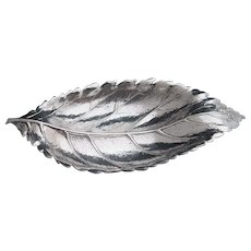Buccellati Sterling Leaf