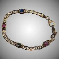 14k Italian Bracelet