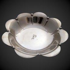 Sterling Arts & Crafts Bowl