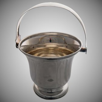 Juvento Lopez Reyes Sterling Ice Bucket
