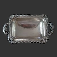 Exceptional George IV Sterling Bowl