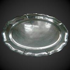 L Maciel 900 Silver Tray - LARGE