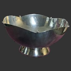 Currier & Roby Sterling Arts & Crafts Bowl