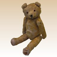 A German 1920-30s character teddy bear