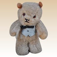 A rare Kiddicraft Father teddy bear 1930s,