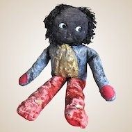 Wonderful early Merrythought Golliwog,