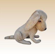 A rare Steiff Treff dog 1930s