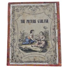 The Picture Garland picture blocks by F Fechner, 19th century,